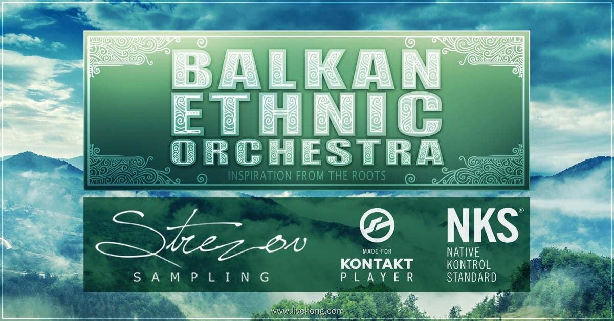 Strezov Sampling BALKAN Ethnic Orchestra 巴尔干民族乐团