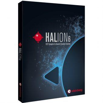 Steinberg HALion 6.4.30 Win/MacOS